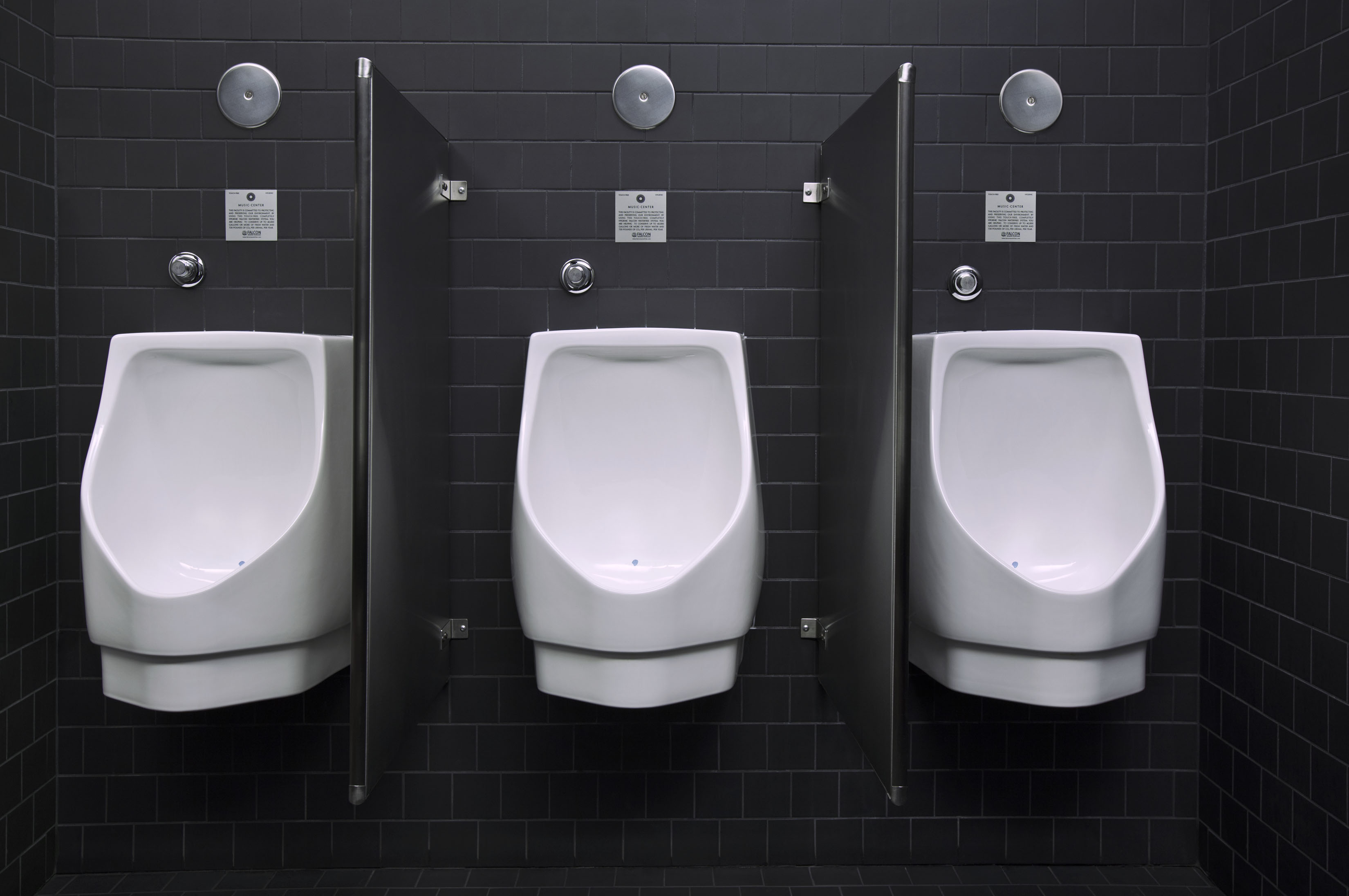 Waterless Urinals vs. Low Flush Valve Units